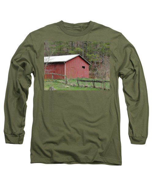 Long Sleeve T-Shirt featuring the photograph Kentucky Life by Tiffany Erdman