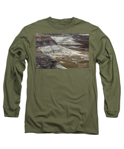Landscape Petrified Forest Long Sleeve T-Shirt