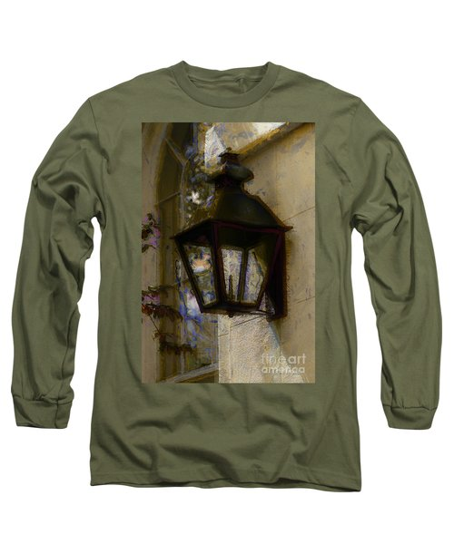 Lantern 11 Long Sleeve T-Shirt by Donna Bentley