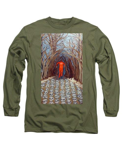 Leaving Eden Long Sleeve T-Shirt by Lisa Brandel