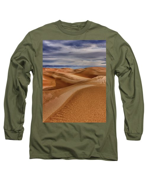 Lines To Infinity Long Sleeve T-Shirt