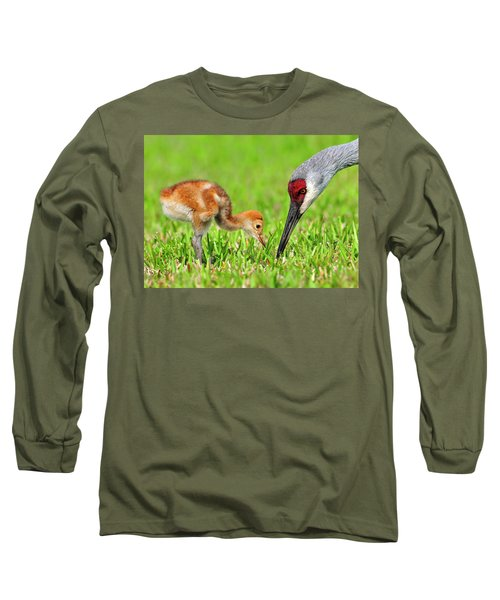 Looking For Bugs Long Sleeve T-Shirt
