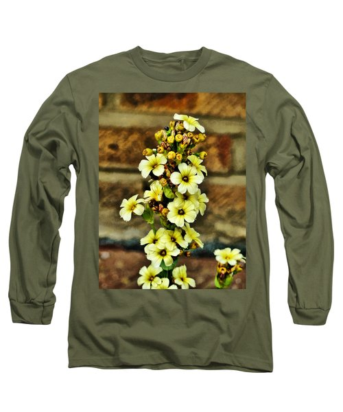 Long Sleeve T-Shirt featuring the digital art Looking Good by Steve Taylor