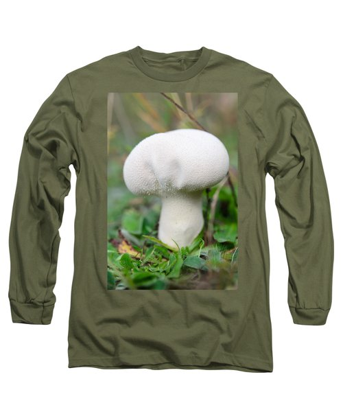 Lycoperdon Long Sleeve T-Shirt