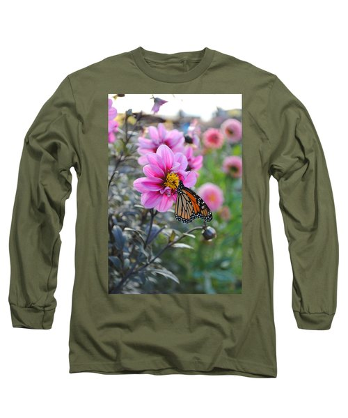 Long Sleeve T-Shirt featuring the photograph Making Things New by Michael Frank Jr