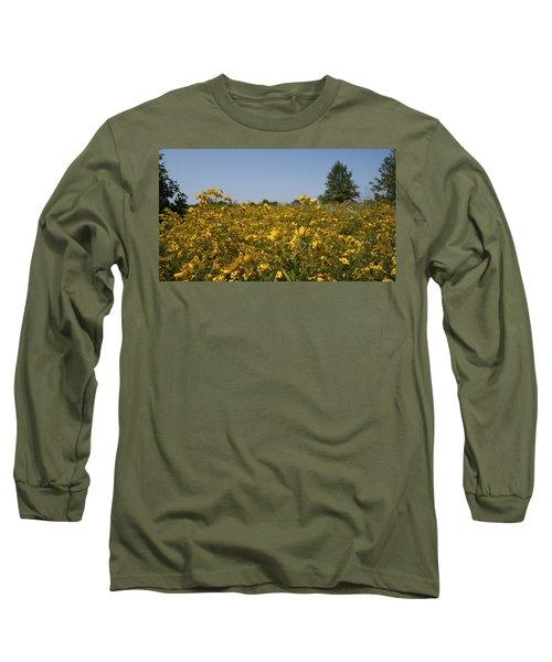 Meadow At Terapin Park Long Sleeve T-Shirt