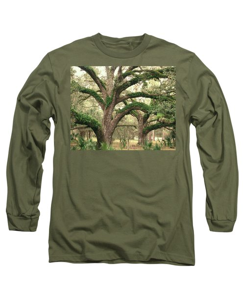 Mighty Oaks Long Sleeve T-Shirt