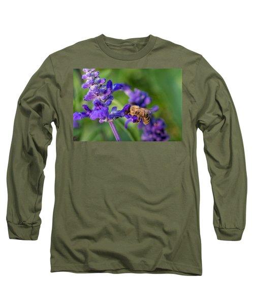 Long Sleeve T-Shirt featuring the photograph Mmmm Honey by Tom Gort