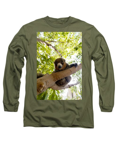 Mongoose Lemur Long Sleeve T-Shirt