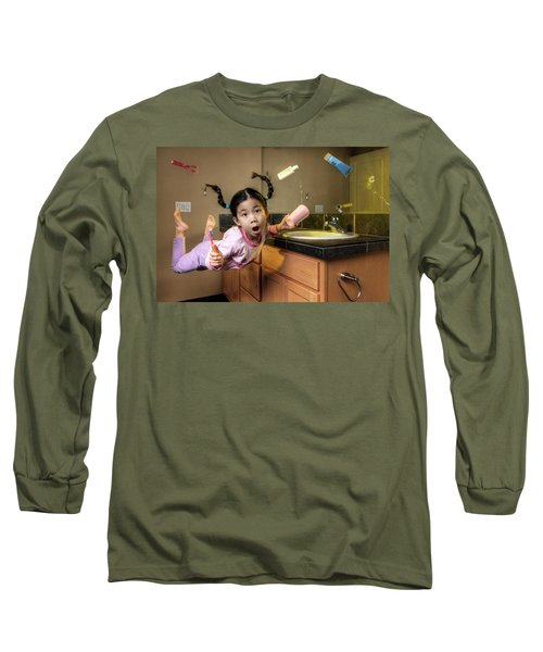 Morning Surprise Long Sleeve T-Shirt