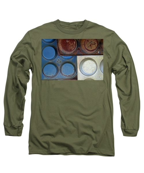 Muffin Tins Long Sleeve T-Shirt