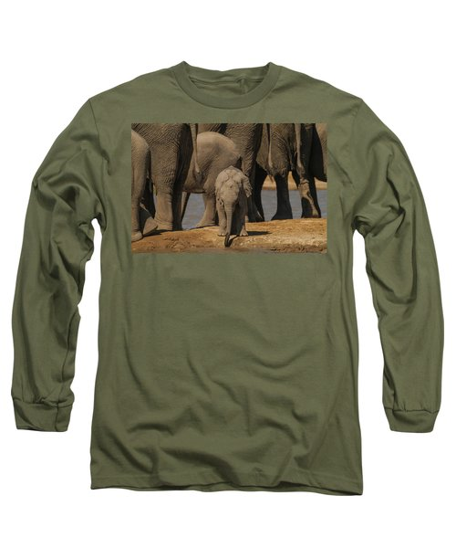 My Own Pool Long Sleeve T-Shirt
