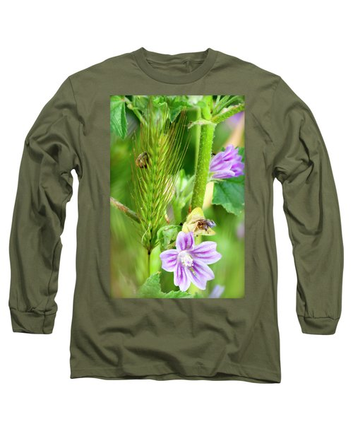 Long Sleeve T-Shirt featuring the photograph Natural Bouquet by Pedro Cardona
