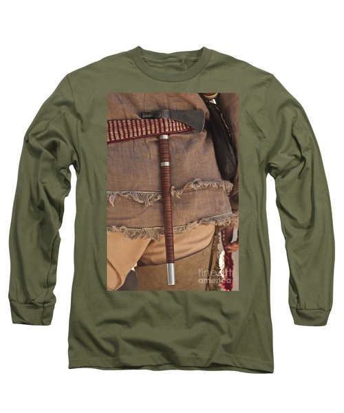 Nice Ax Long Sleeve T-Shirt