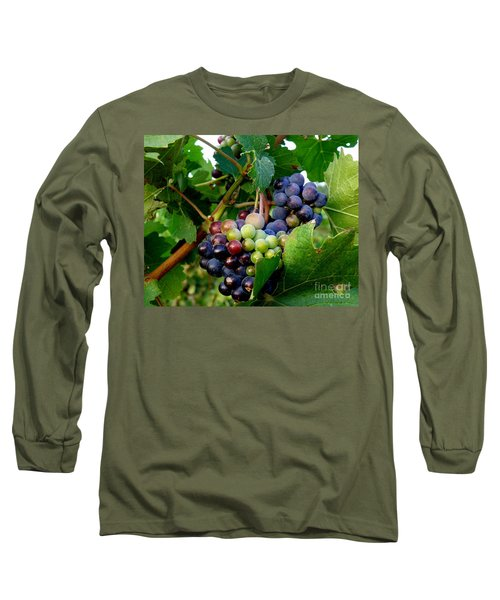 Long Sleeve T-Shirt featuring the photograph Not Yet by Lainie Wrightson