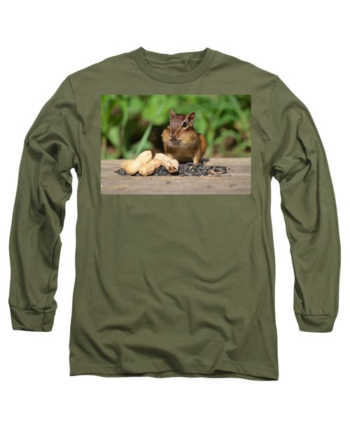 Now This Is A Breakfast Long Sleeve T-Shirt