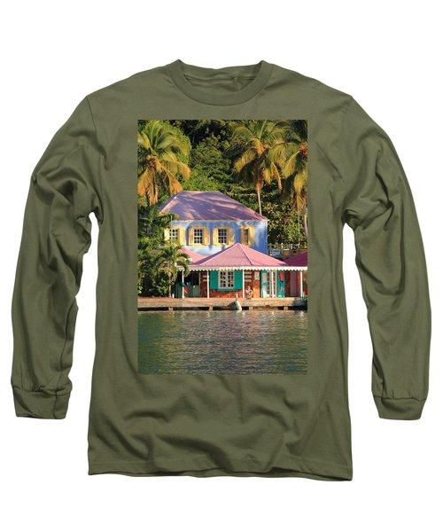 On The Dock Long Sleeve T-Shirt