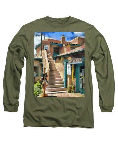 Open For Business Long Sleeve T-Shirt