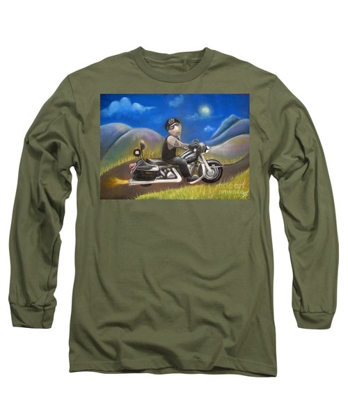 Out On The Road Long Sleeve T-Shirt