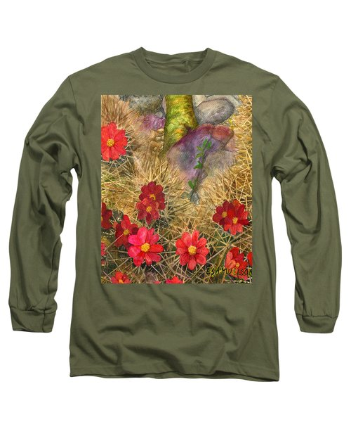 Palo Verde 'mong The Hedgehogs Long Sleeve T-Shirt