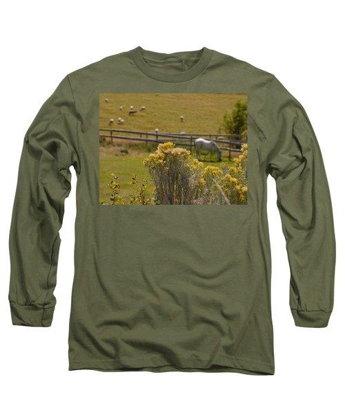 Pastures Long Sleeve T-Shirt