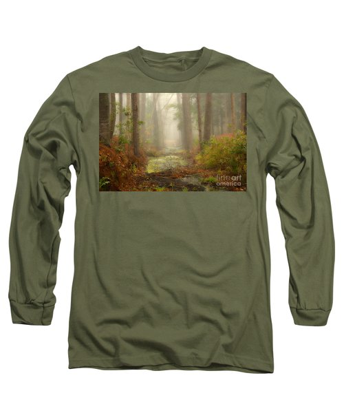 Peaceful Pathway Long Sleeve T-Shirt