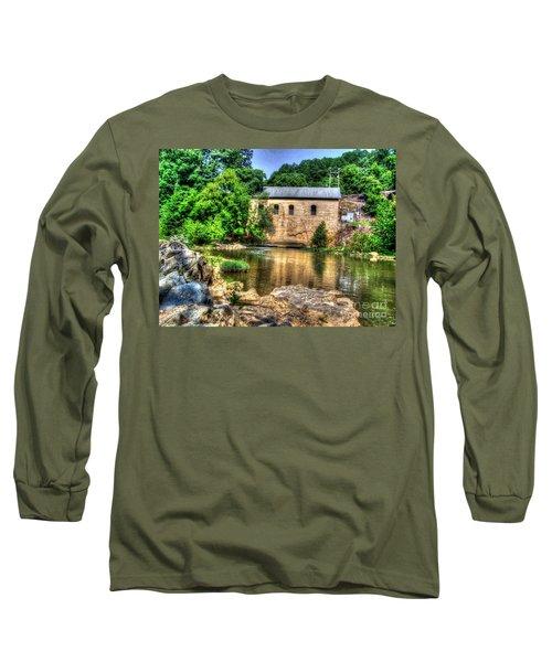 Powerhouse Long Sleeve T-Shirt by Dan Stone