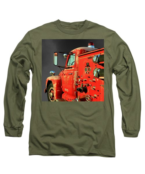 Pumper No. 2 - Retired Long Sleeve T-Shirt