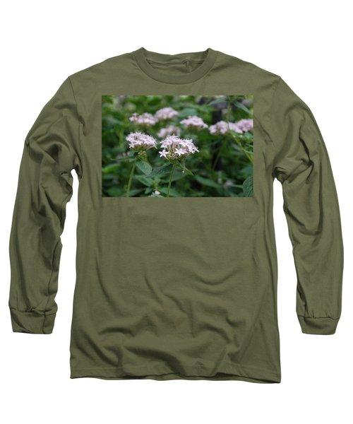Long Sleeve T-Shirt featuring the photograph Purple Flower by Jennifer Ancker