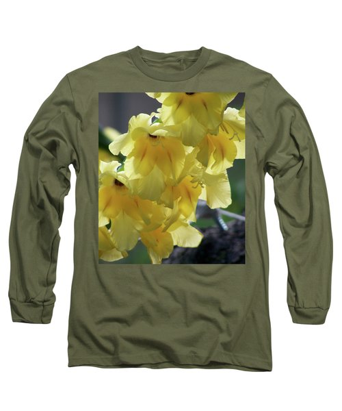 Long Sleeve T-Shirt featuring the photograph Radiance by Thomas Woolworth