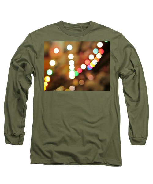 Rainbow Brights Long Sleeve T-Shirt