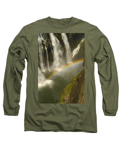 Rainbow Falls Long Sleeve T-Shirt