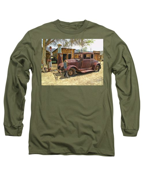 Retired Model T Long Sleeve T-Shirt