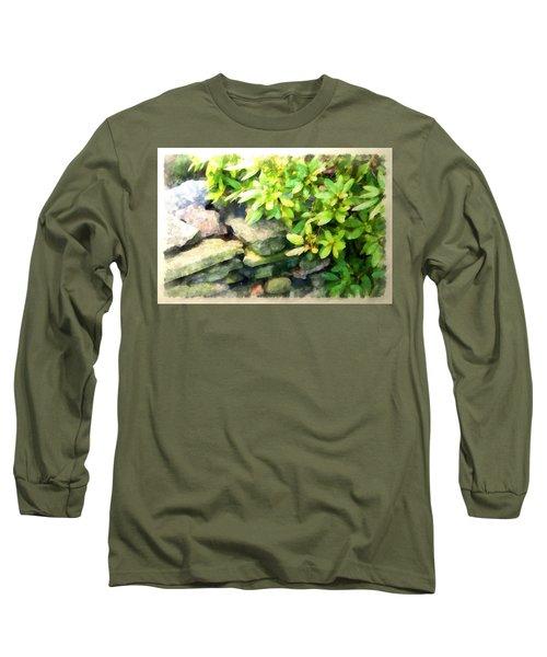Rhodas And Stones Long Sleeve T-Shirt