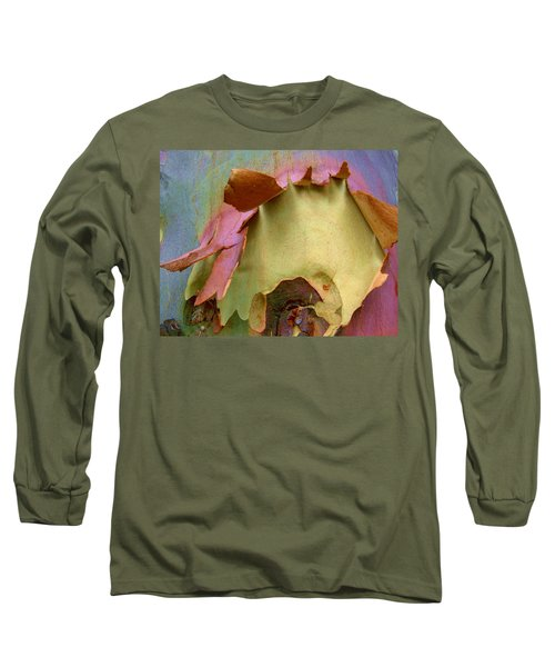 Ripped Apart Long Sleeve T-Shirt by Robert Margetts