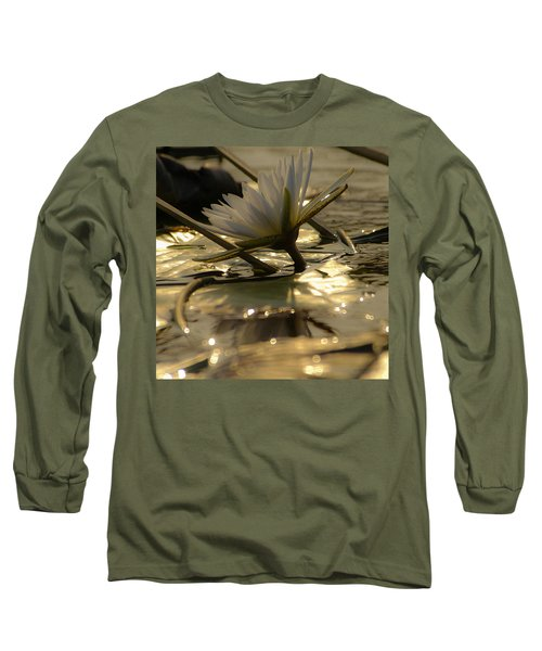 River Lily Long Sleeve T-Shirt