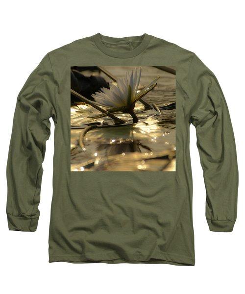 River Lily Long Sleeve T-Shirt