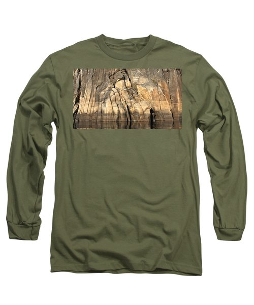Rock Paws Long Sleeve T-Shirt by Cathie Douglas