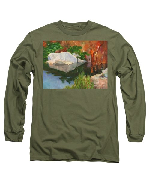 Rockport Quarry Reflection Long Sleeve T-Shirt