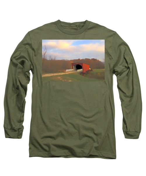 Roseman Bridge Of Clint Eastwood Fame Long Sleeve T-Shirt