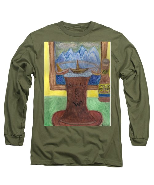 Sail A Head  Long Sleeve T-Shirt