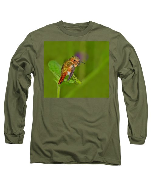 Scratch That Itch Long Sleeve T-Shirt