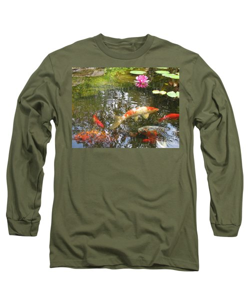 Serenity Long Sleeve T-Shirt by Laurianna Taylor