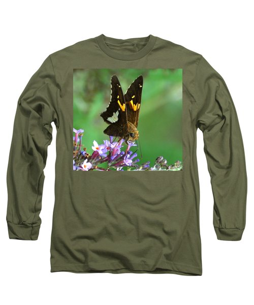 Silver Skipper Long Sleeve T-Shirt
