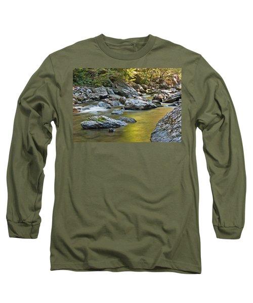 Smoky Mountain Streams II Long Sleeve T-Shirt