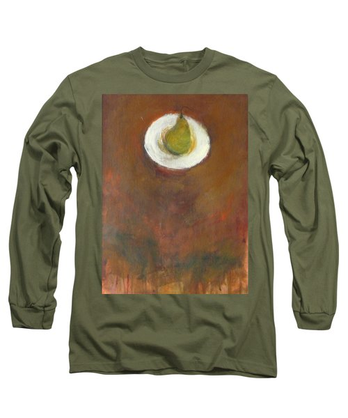 Long Sleeve T-Shirt featuring the painting Solo by Kathleen Grace