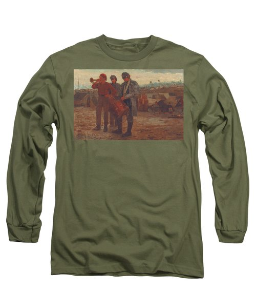 Sounding Reveille Long Sleeve T-Shirt