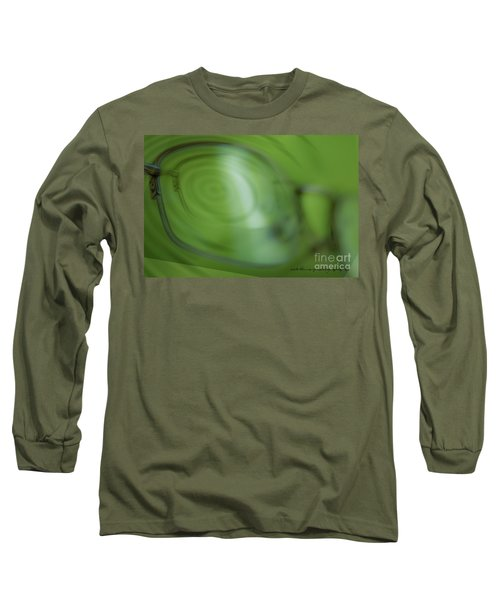 Long Sleeve T-Shirt featuring the photograph Spinner Vision by Vicki Ferrari Photography