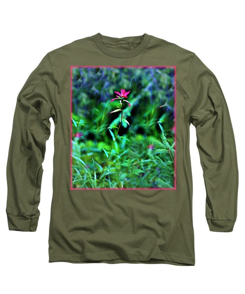 Stands Alone Long Sleeve T-Shirt