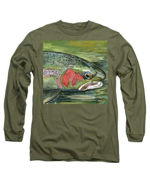 Steelhead  Long Sleeve T-Shirt